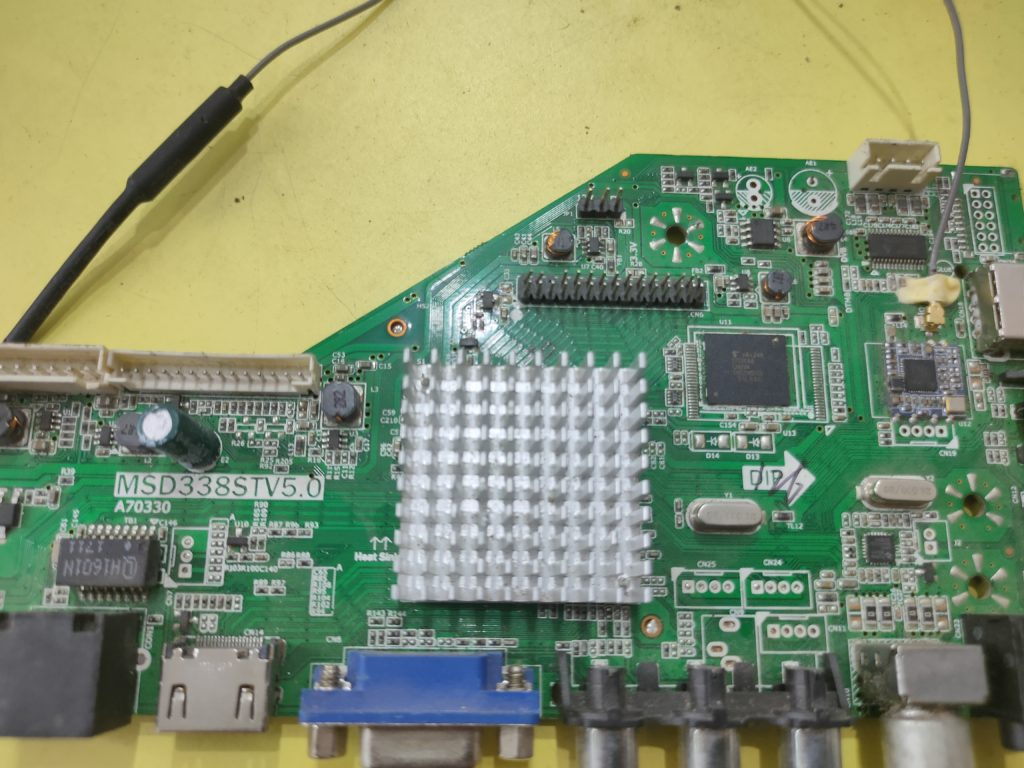 led-motherboard-ic