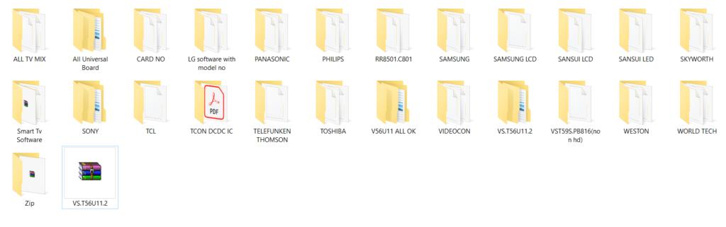 Lcd Led Flash File