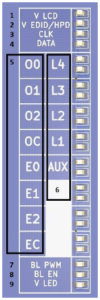 New LVDS eDP Cable Tester