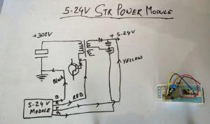 5-24 Module Connection Diagram
