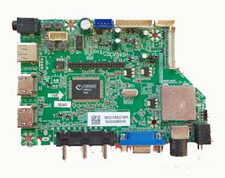 cv59h-j board software