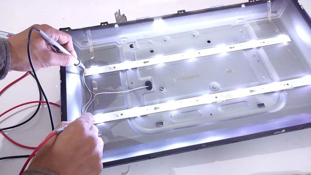 Repair LCD LED Backlight