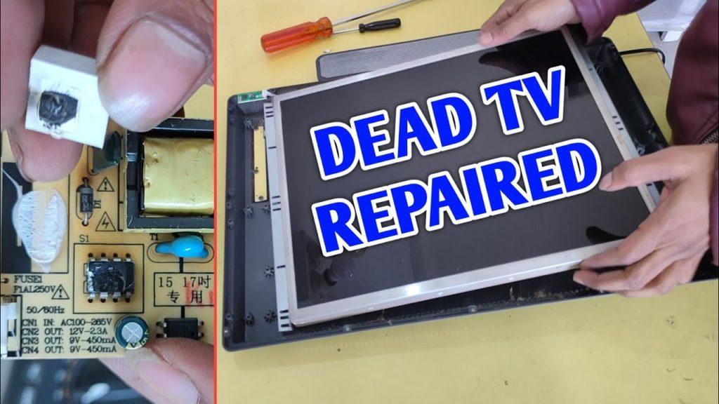Repair Dead LED TV