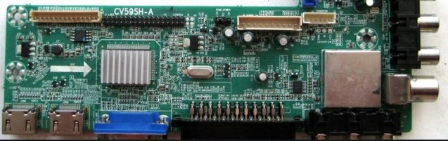 cv59sh board software