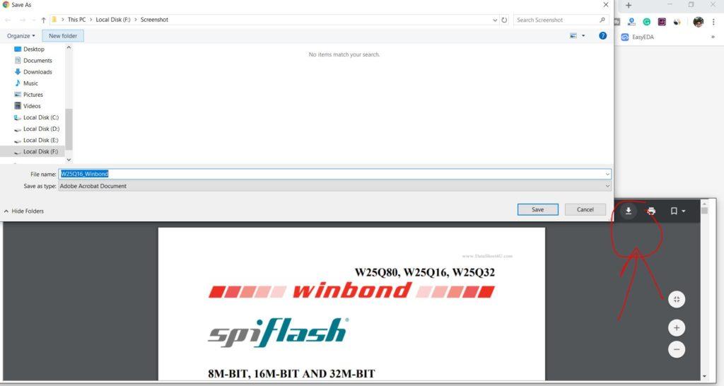 datasheet downloading sample 1