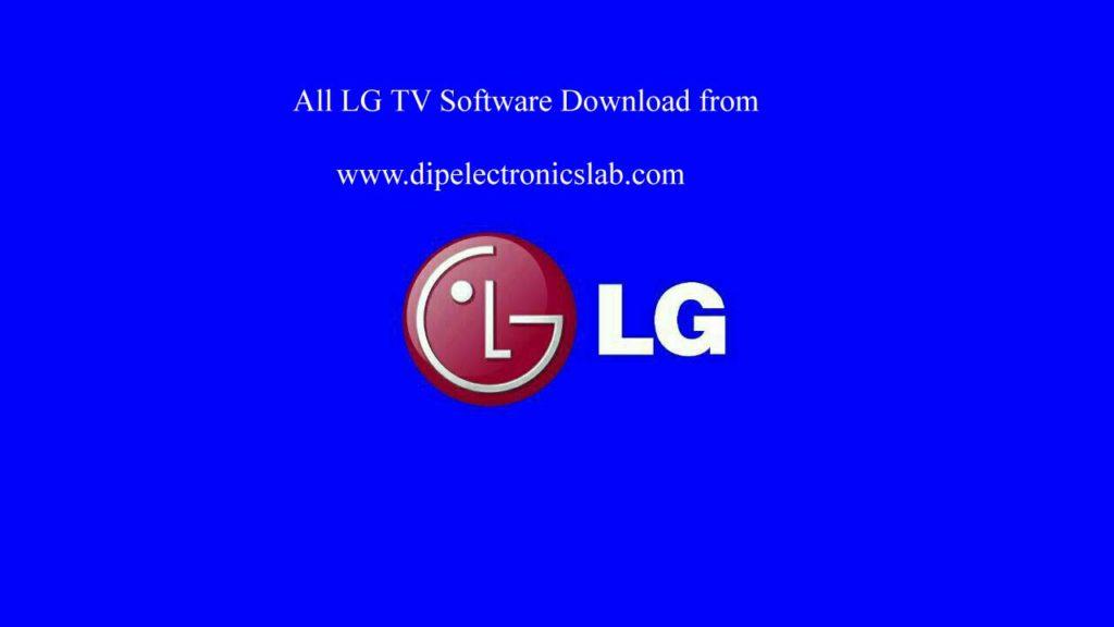 download lg tv software