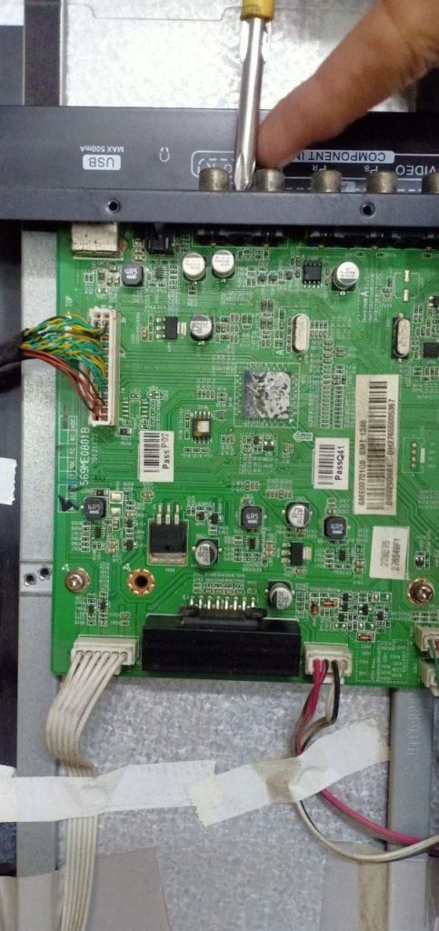 TH-L22EM6DX main motherboard